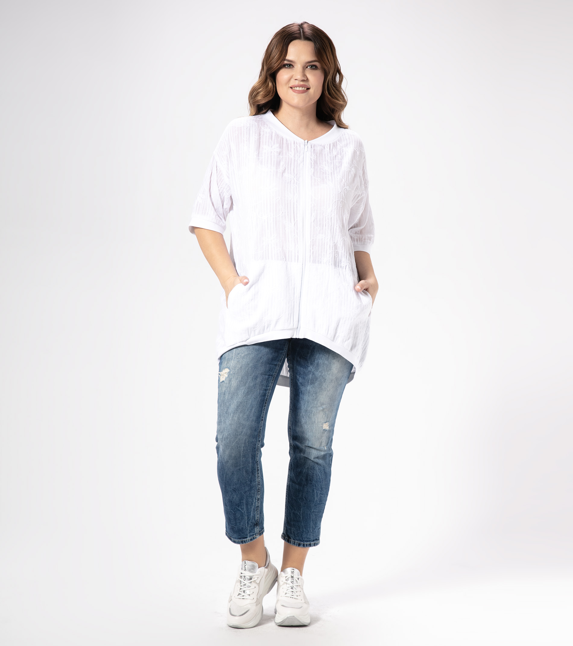 Women's blouse 448840