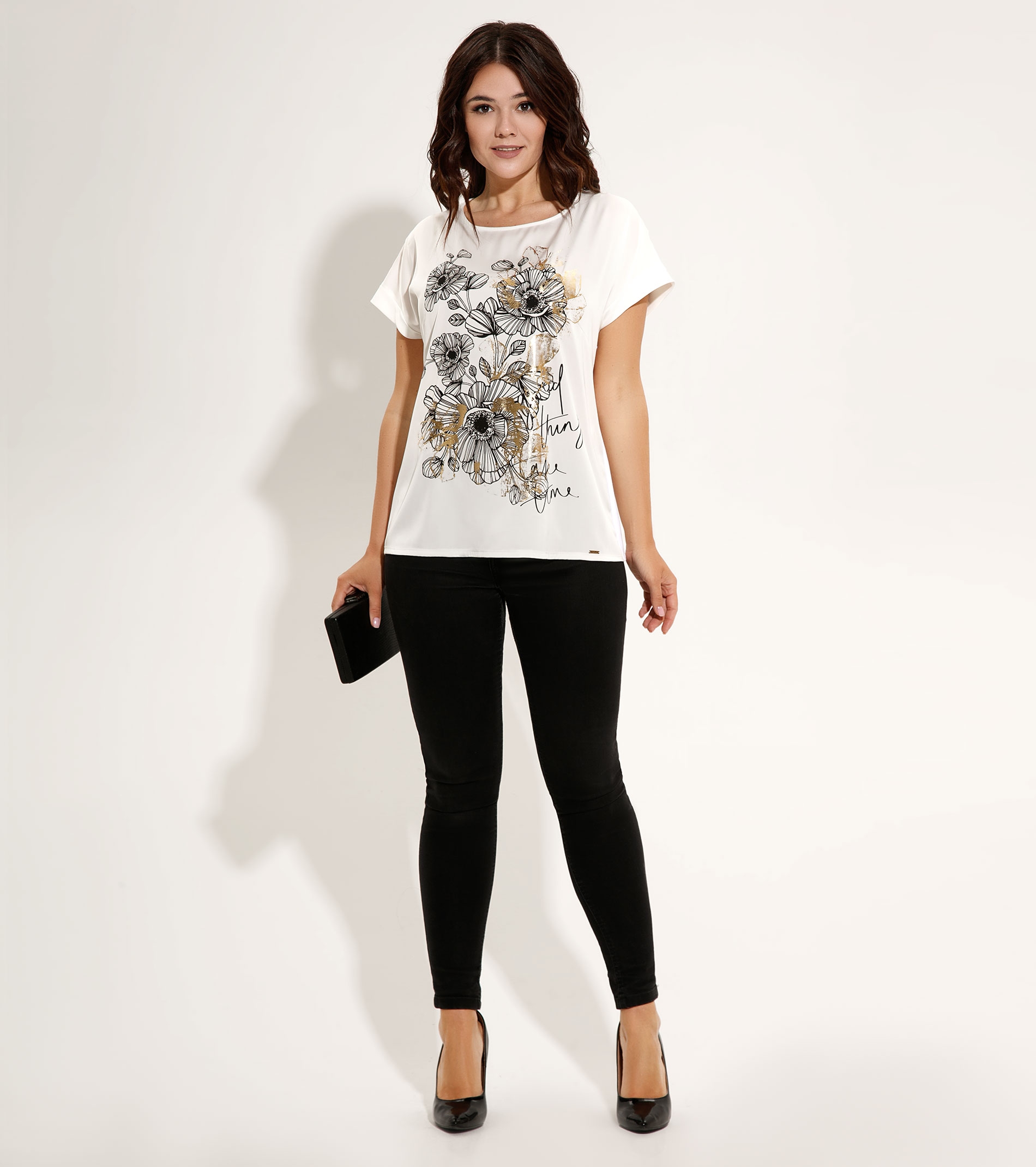 Women's blouse 458140p