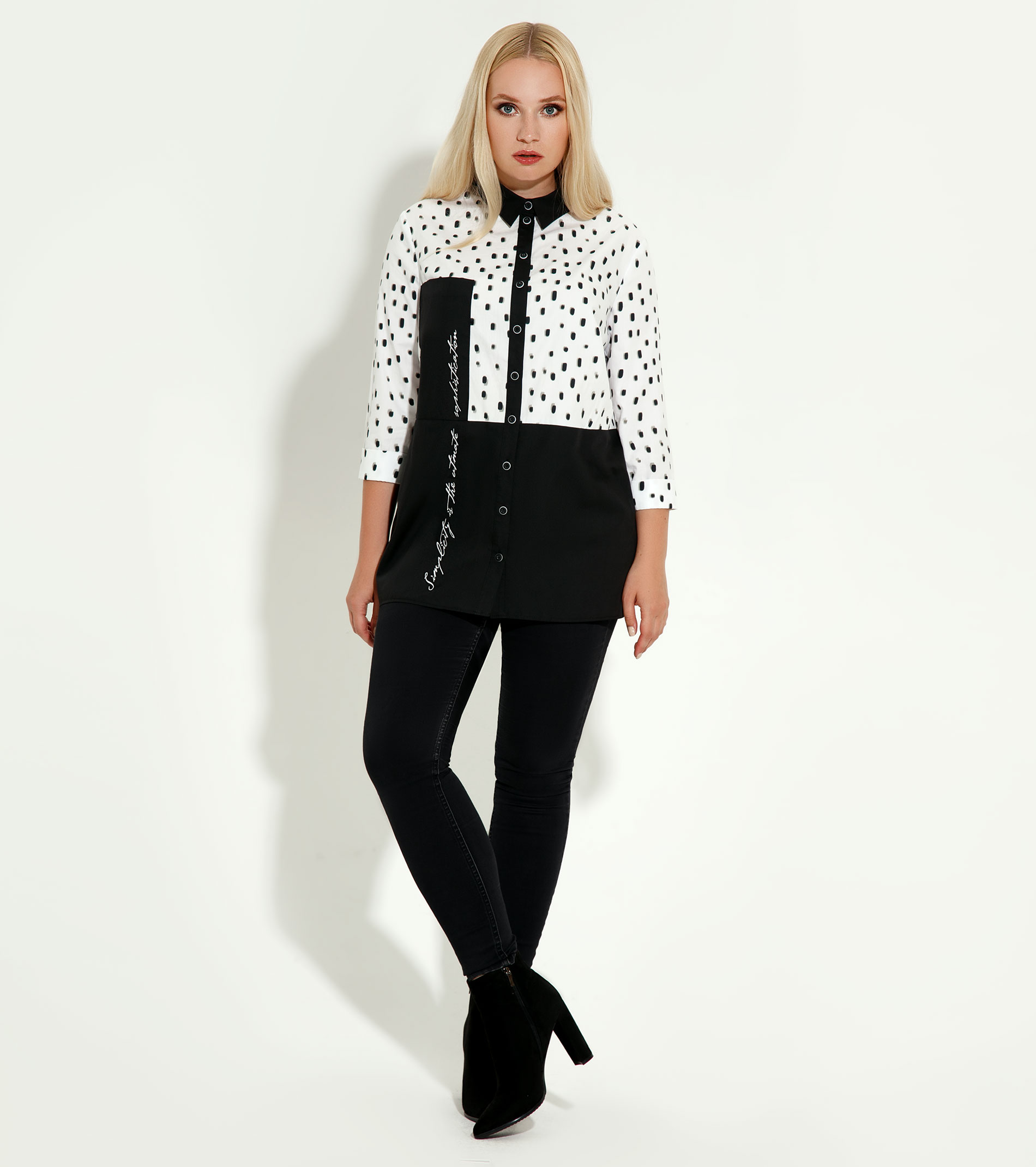 Women's blouse 4640л