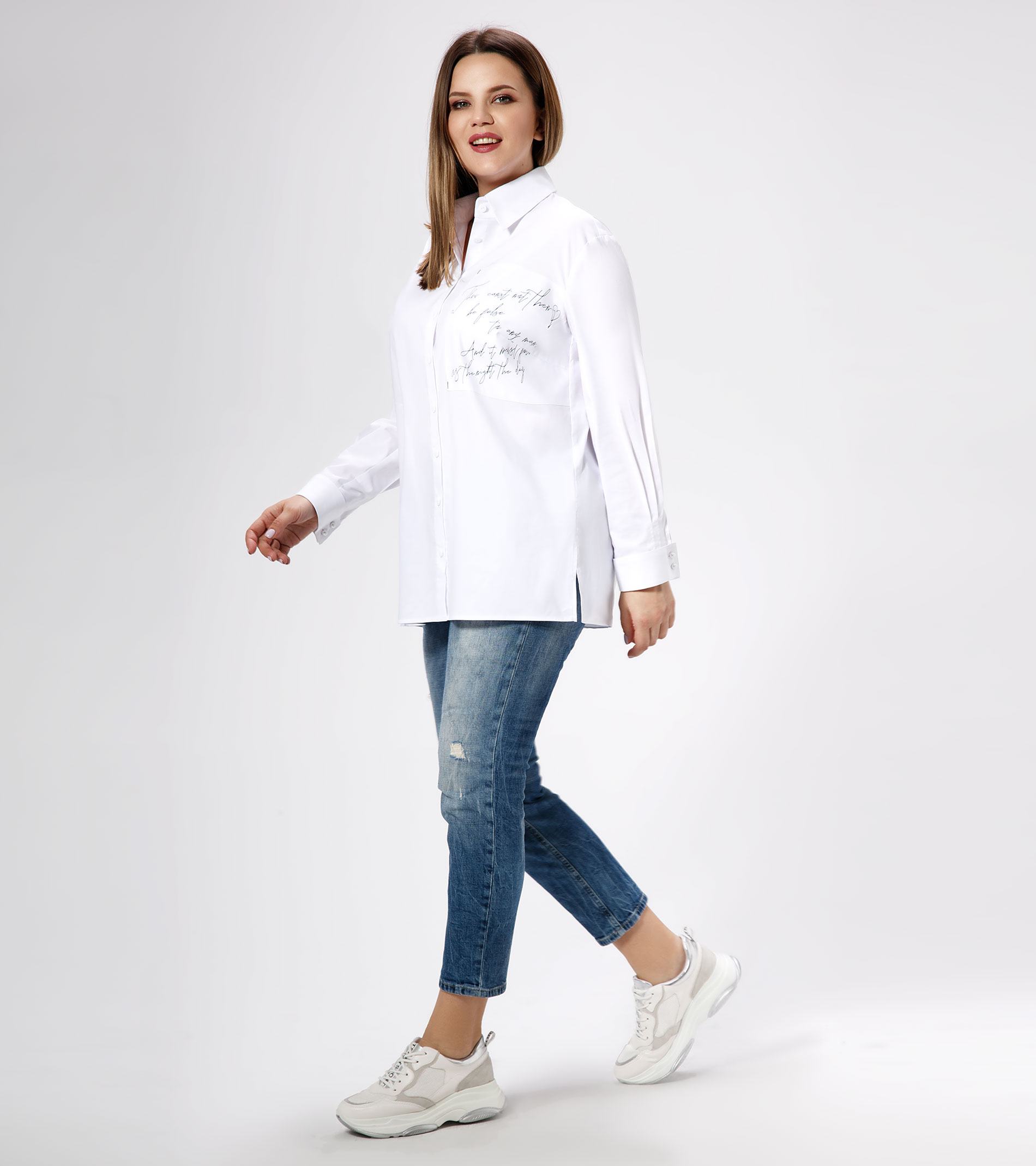 Women's blouse 480740