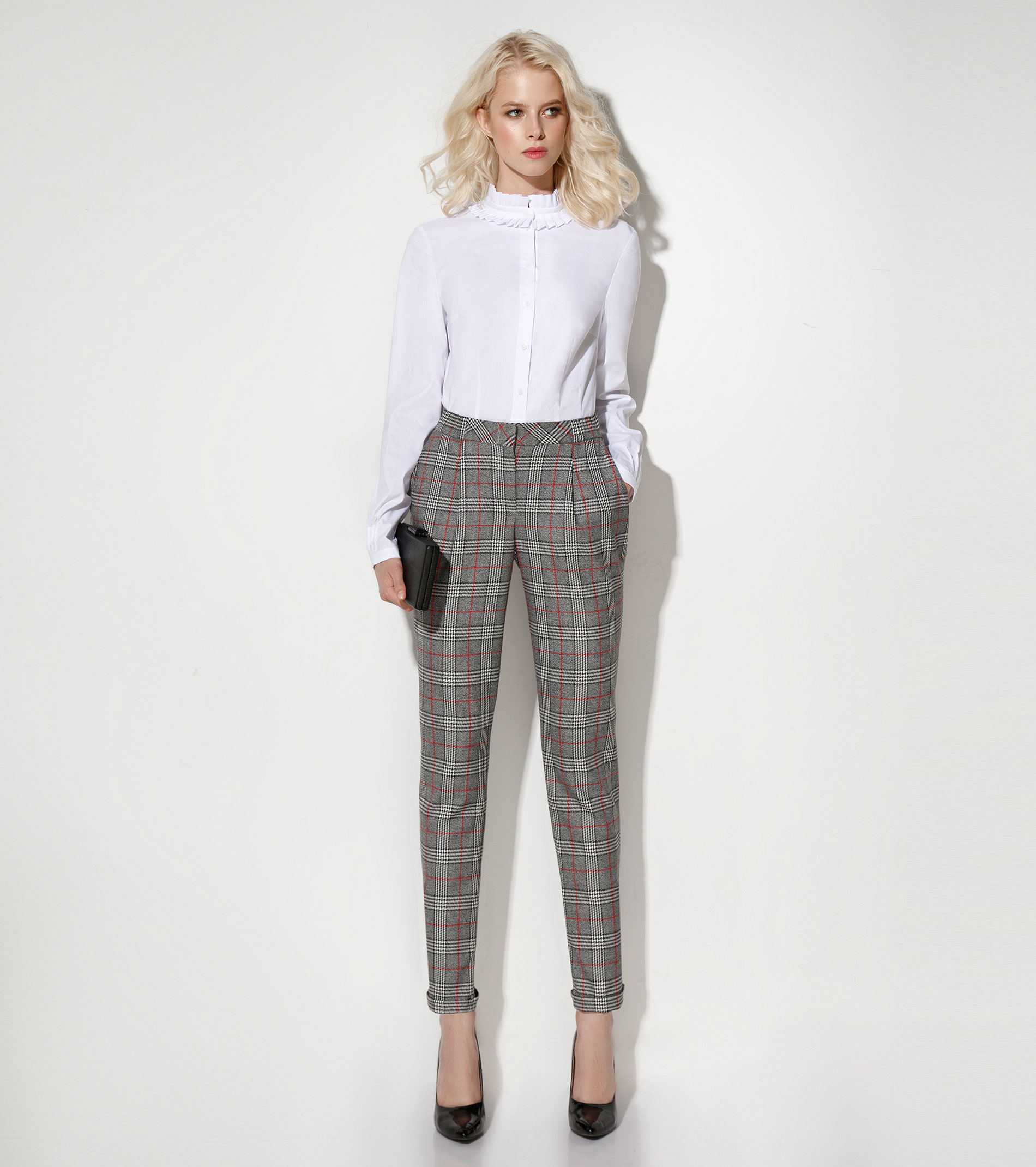 Women's trousers 711460
